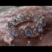 Bracelet Topaze en Argent 925
